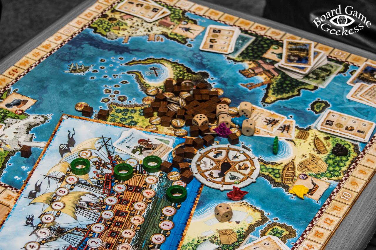 Pirates Cove Board