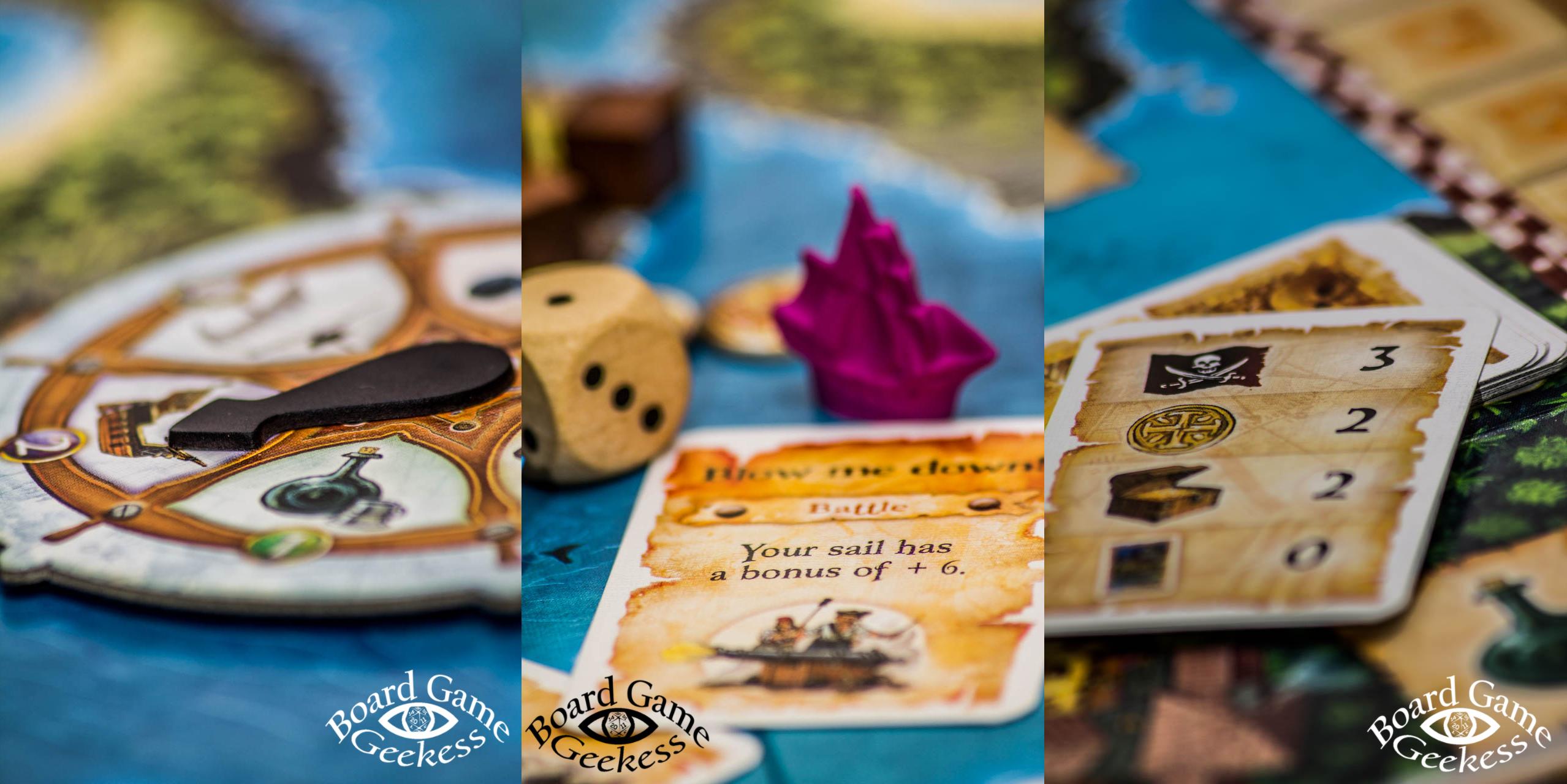 Pirates Cove Game Mechanics