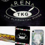 Looking At TKG Arena: The Elemental Kings